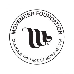 MOF032 Movember Foundation Logo - Black